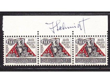 Schmidt, 1965, 30h J.Hus, kraj. 3páska