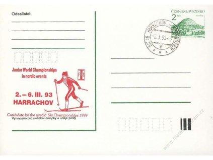 1993, Harrachov, DR Harrachov 2.3.93