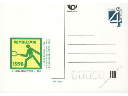 1998, Wimbledon