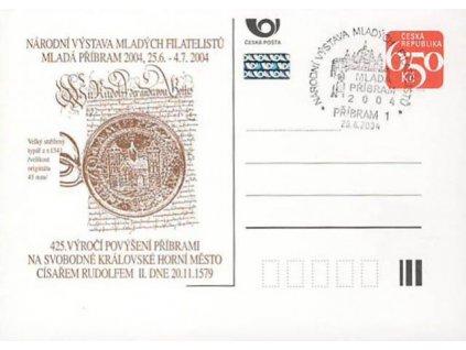 2004, Mladá Příbram, PR 26.6.04