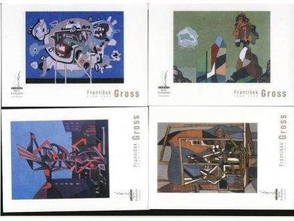 2004, František Gross, celinové pohlednice
