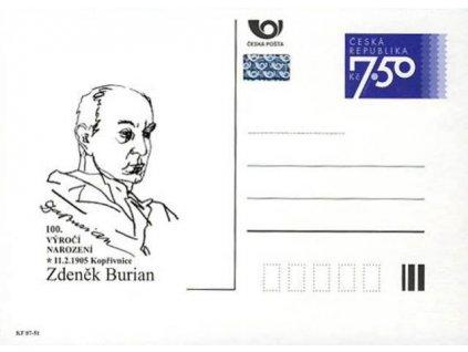 2005, Zdeněk Burian
