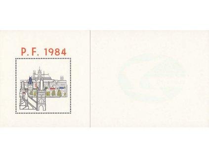 1978, PF 1978, nalomený růžek
