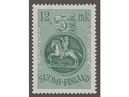 1948, 12M Výstava známek, MiNr.359, **