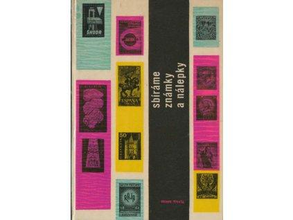 Sbíráme známky a nálepky, MF 1964, zachovalé