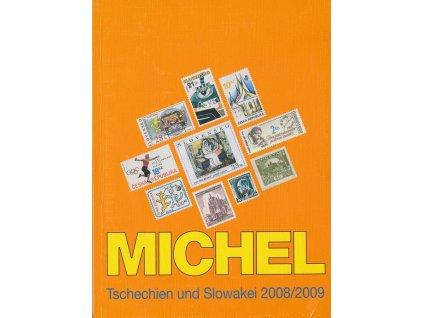 Česko a Slovensko, Michel 2008/2009, málo používané