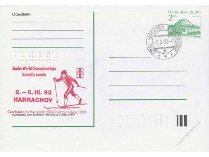 1993, Harrachov, DR Harrachov 2.3.1993