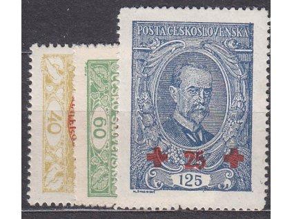 40-125h série, Nr.170-2, * po nálepce, ilustrační foto