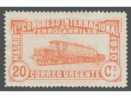 1930, 20 C Spěšná, MiNr.463, **