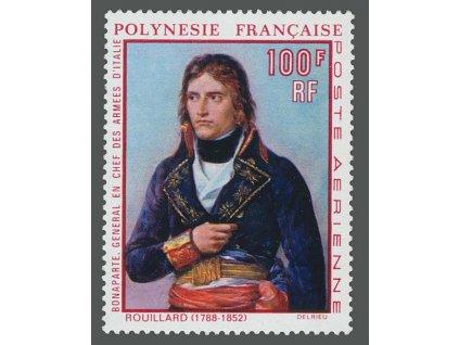 Polynésie, 1969, 100Fr letecká, MiNr.100, **