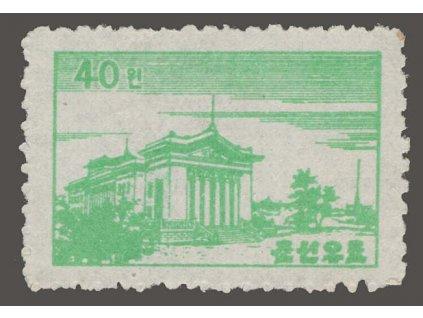 Korea-Nord, 1956, 40W Divadlo, MiNr.105A, (*)