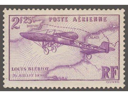 1934, 2.25Fr letecká, MiNr.294, **