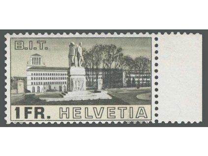 1938, 1 Fr B.I.T., MiNr.324, **