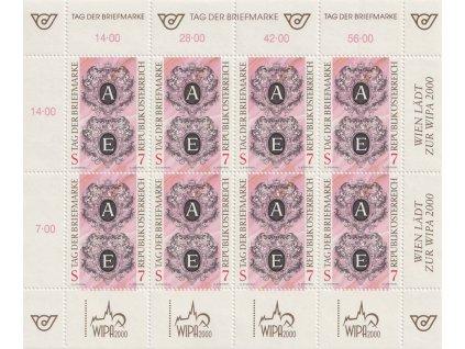 1997, 7S PL - Den známky, MiNr.2220, **