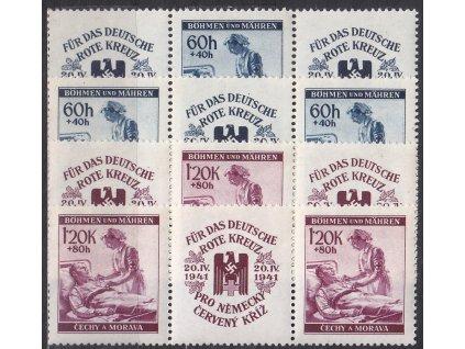 60h-1.20K ČK II, vodorovné spojky, VK8,14, Nr.52-3, **