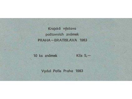 ZS 20 Výstava Praha - Bratislava 1983, **