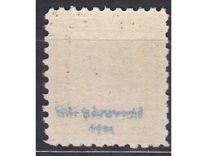 1939, 30h Znak s obtiskem, Nr.6, **