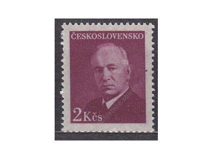 2Kčs Beneš, pergamenový papír, Nr.465, **