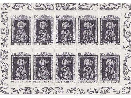 1997, PL - sv. Vojtěch, Německo, kat. 1500Kč, **