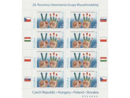 2011, PL - Visegrádská skupina, Polsko, **