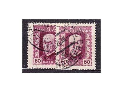 60h neotypie, pr.2 a 3 - pergamenový papír, Nr.189x, razítkované