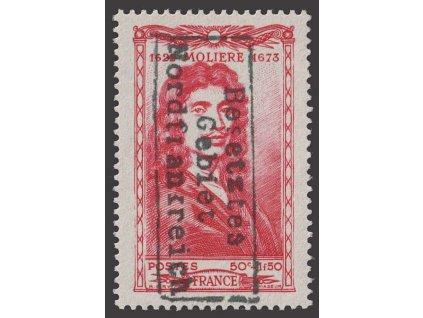 Známka, Francie, přetisk Nordfrankreich, ** , bez záruky