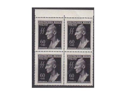 60h Heydrich, kraj. 4blok s DV na ZP4 - tečka