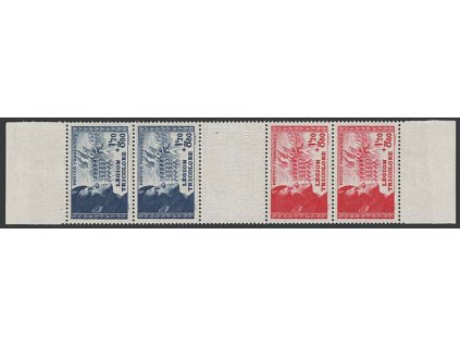 1942, 1.20Fr soutisk Legie, MiNr.576-77, **