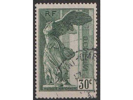 1937, 30C Museum, MiNr.359, razítkované