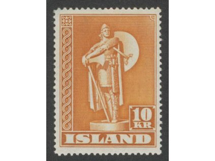 1945, 10 Kr Thor, MiNr.240A, **