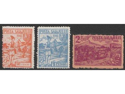 1945, lokální vydání Posta Salajului, **/*