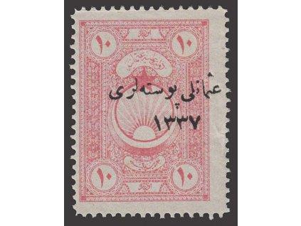 1921, (10) Pa s přetiskem, MiNr.749, **