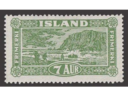 1925, 7 A Záliv, MiNr.114, * po nálepce