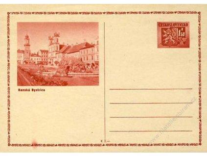 CDV 75A Bratislavské vydání, DV - červená skvrna