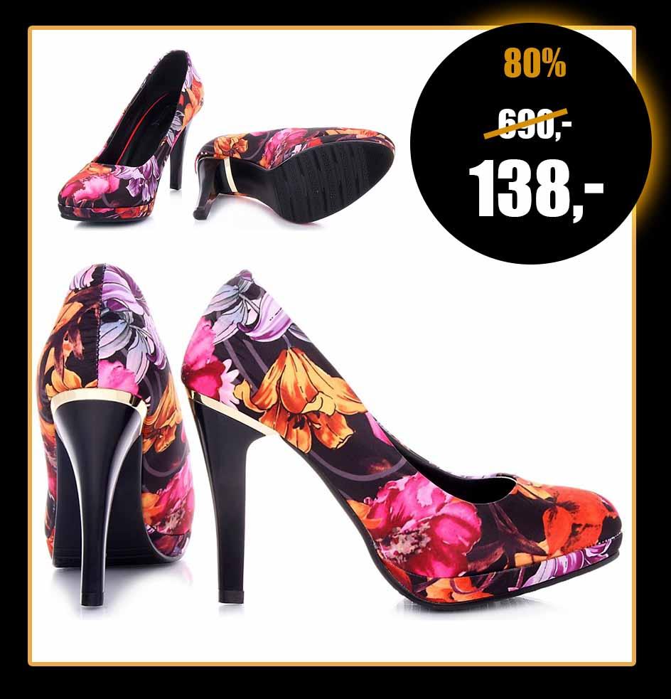 Podzimní kolekce dámská obuvi 2018