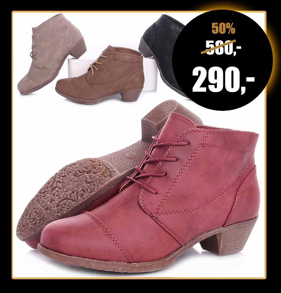 Kotník boty 250