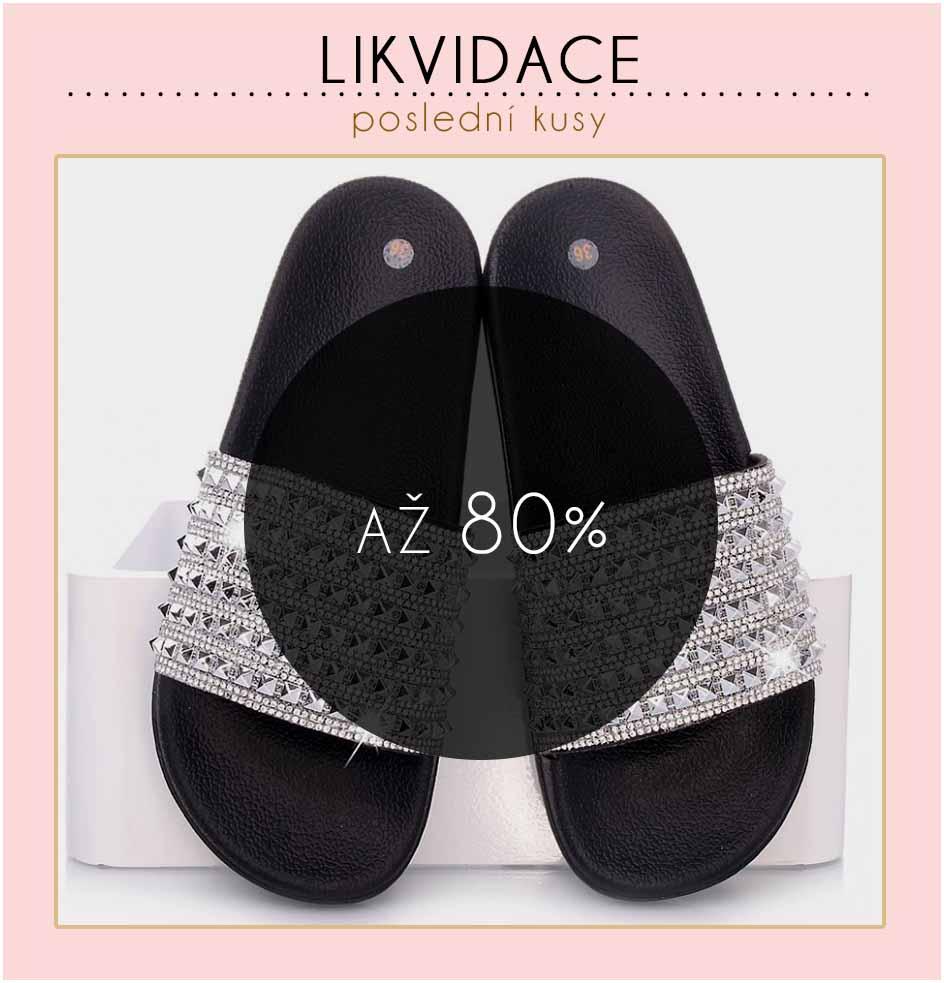 Výprodej poslední kusy obuvi