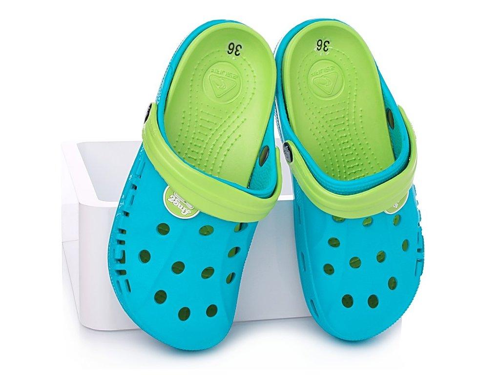 Gumové pantofle