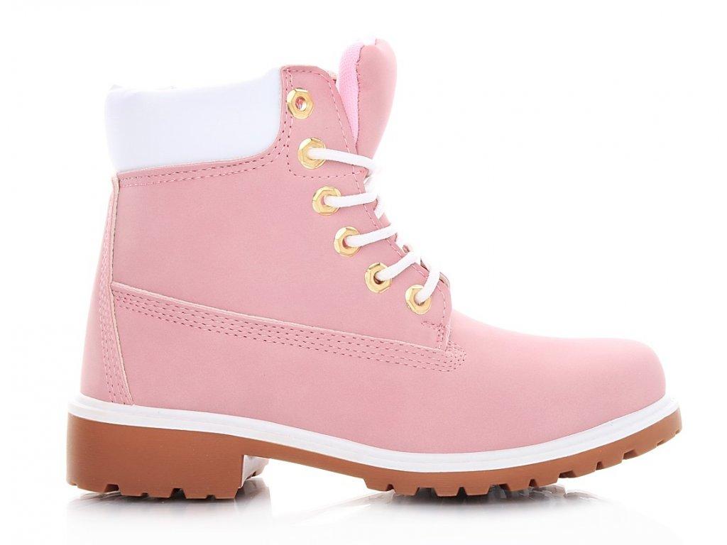 a26b8edb8b0f Zimní boty · Farmářky Farmářky · Kotníkové boty bez podpatku