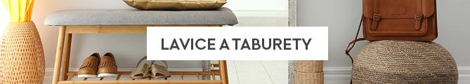 kategorie lavice a taburety