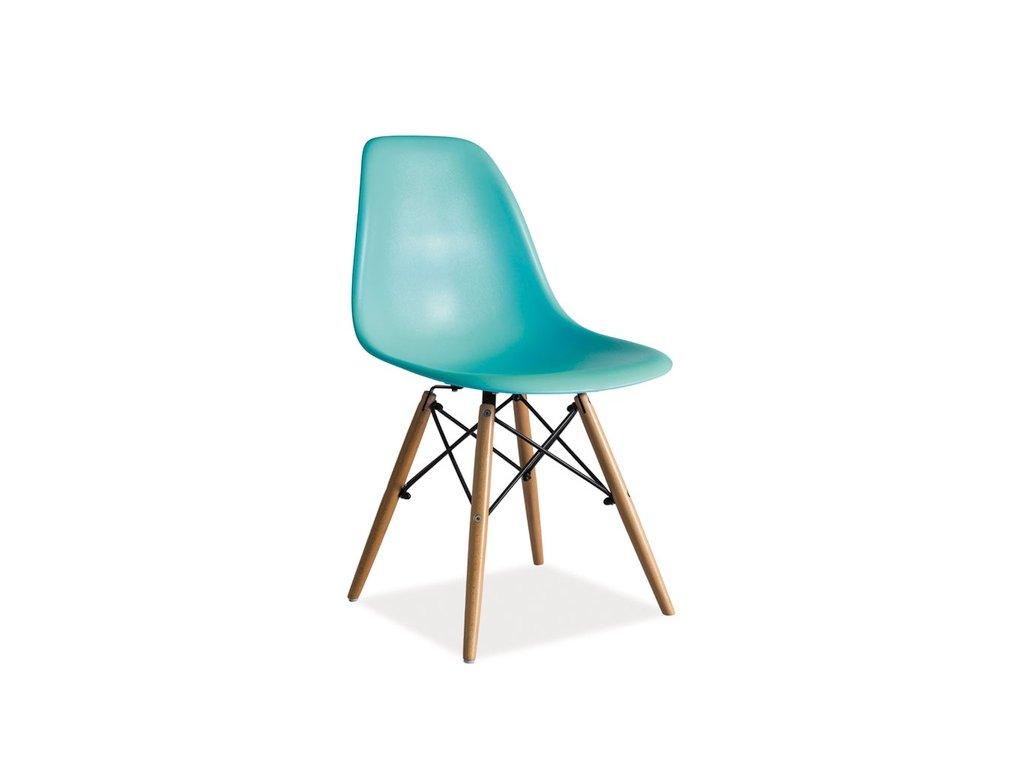 Židle, mořská / buk, ENZO