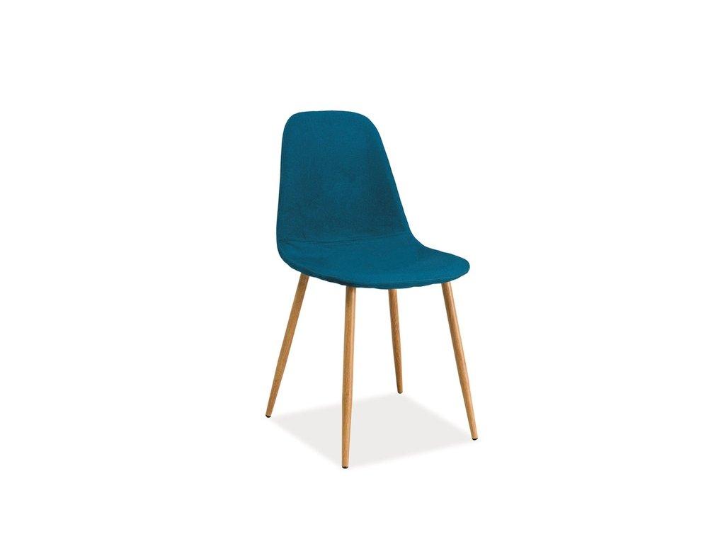 Židle, mořská / dub, FOX