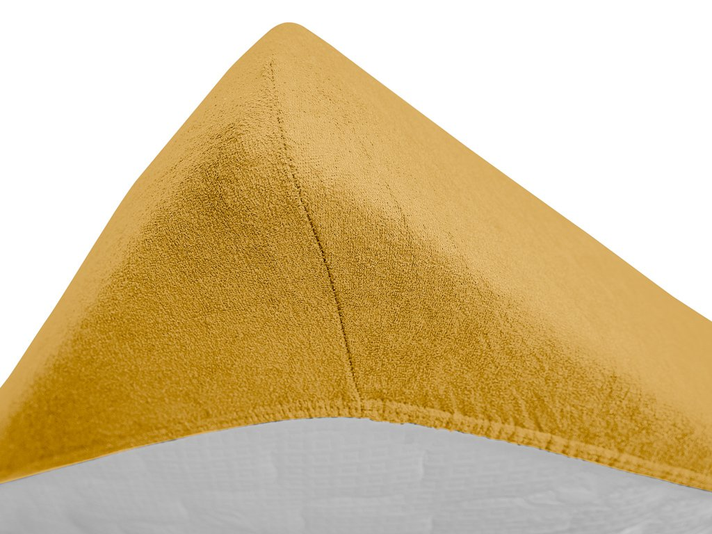 Prosteradlo Bavlna Oranzovo zlute