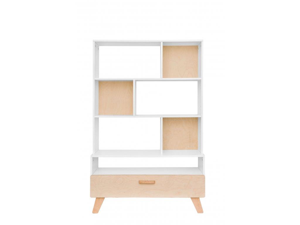 Hoppa bookcase 01