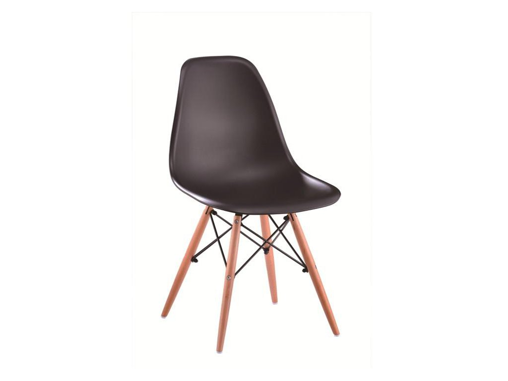 Židle, černá / buk, CINKLA 2 NEW