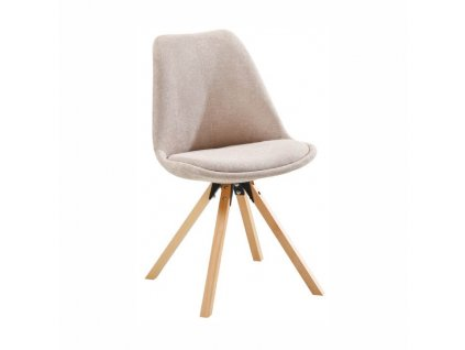 Béžová židle SABRA
