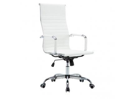 Kancelářská židle, bílá, AZURE 2 NEW