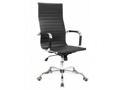 Černá kancelářská židle AZURE 2 NEW