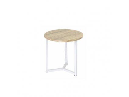 Přírodní příruční stolek CELINI