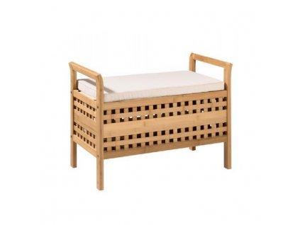 Bambusová lavice TOLOSA